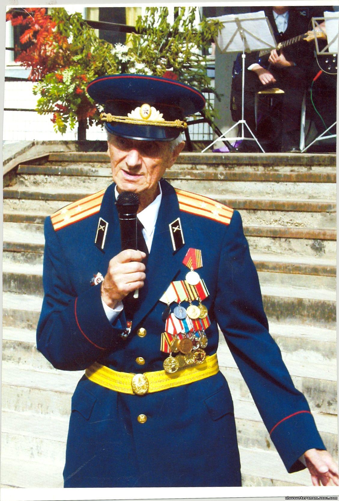 Чижиков Николай Степанович фото