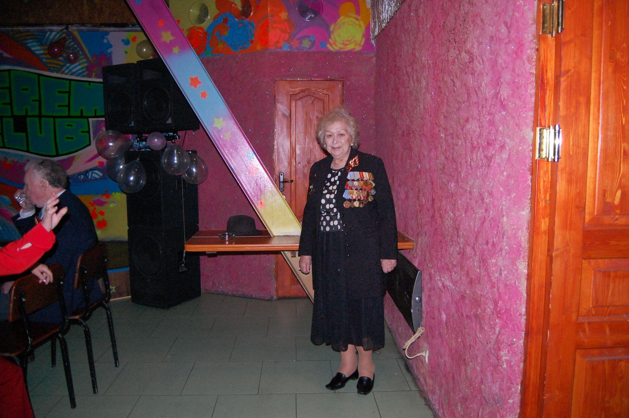 Наказенко Елизавета Николаевна фото