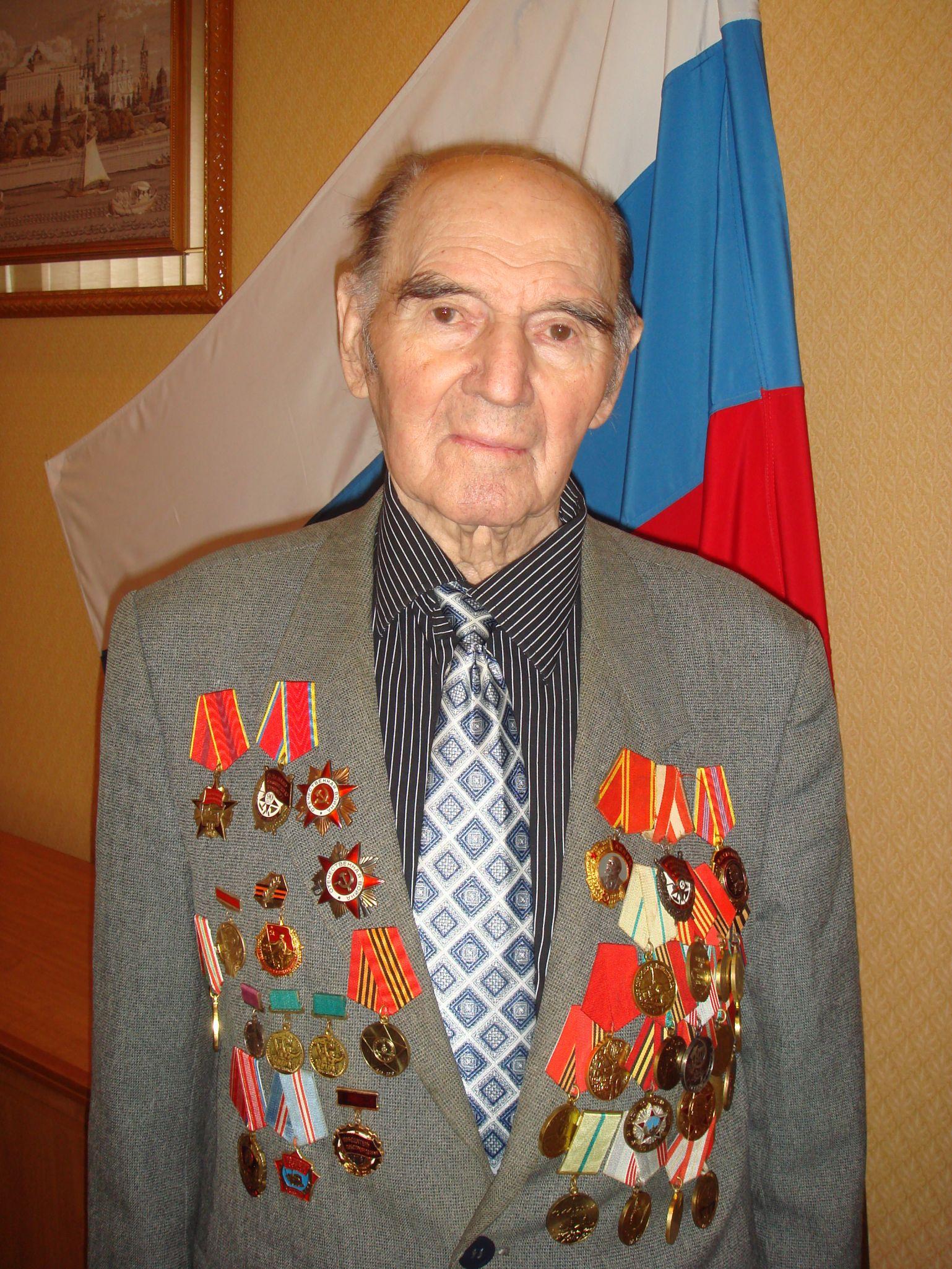 Яловенко Федор Иванович фото
