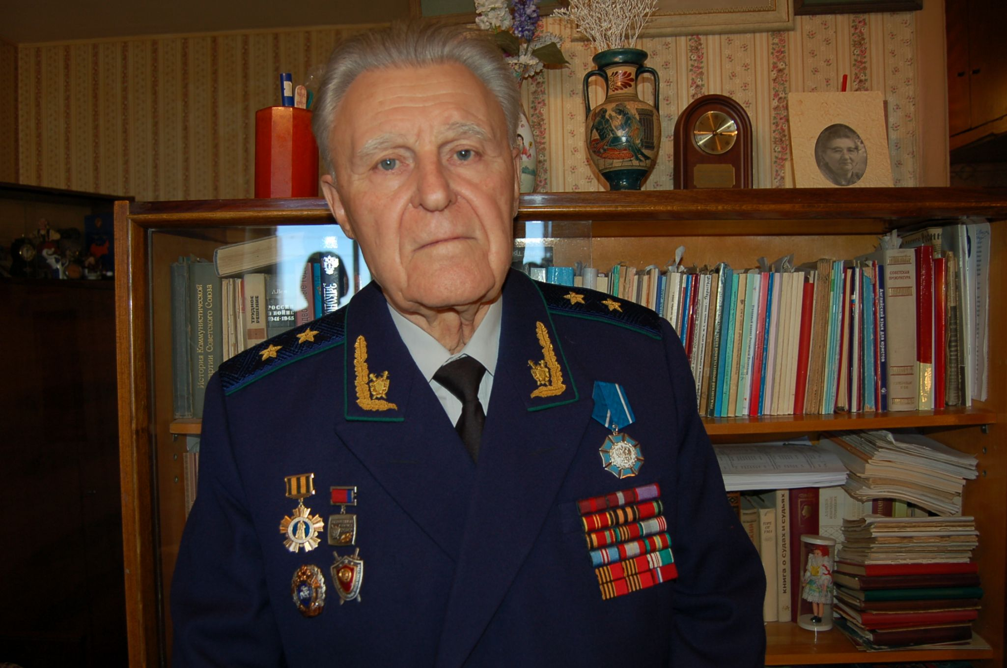 Сергей Васильевич Тюрин фото