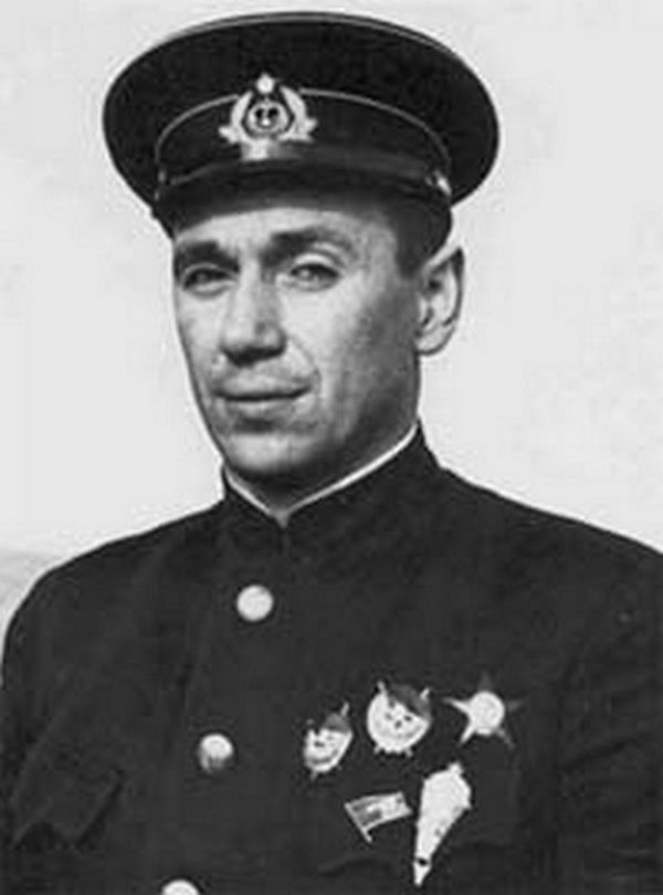 Остряков Николай Алексеевич фото