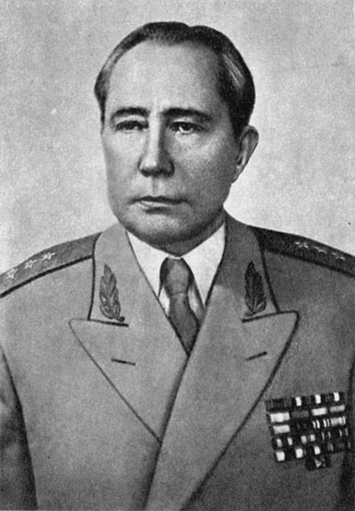Сандалов Леонид Михайлович фото