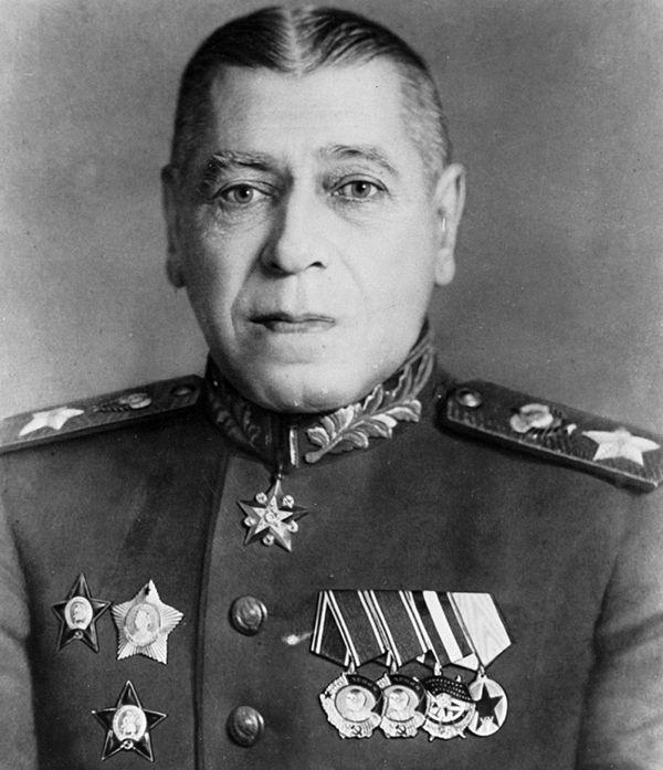 Шапошников Борис Михайлович фото