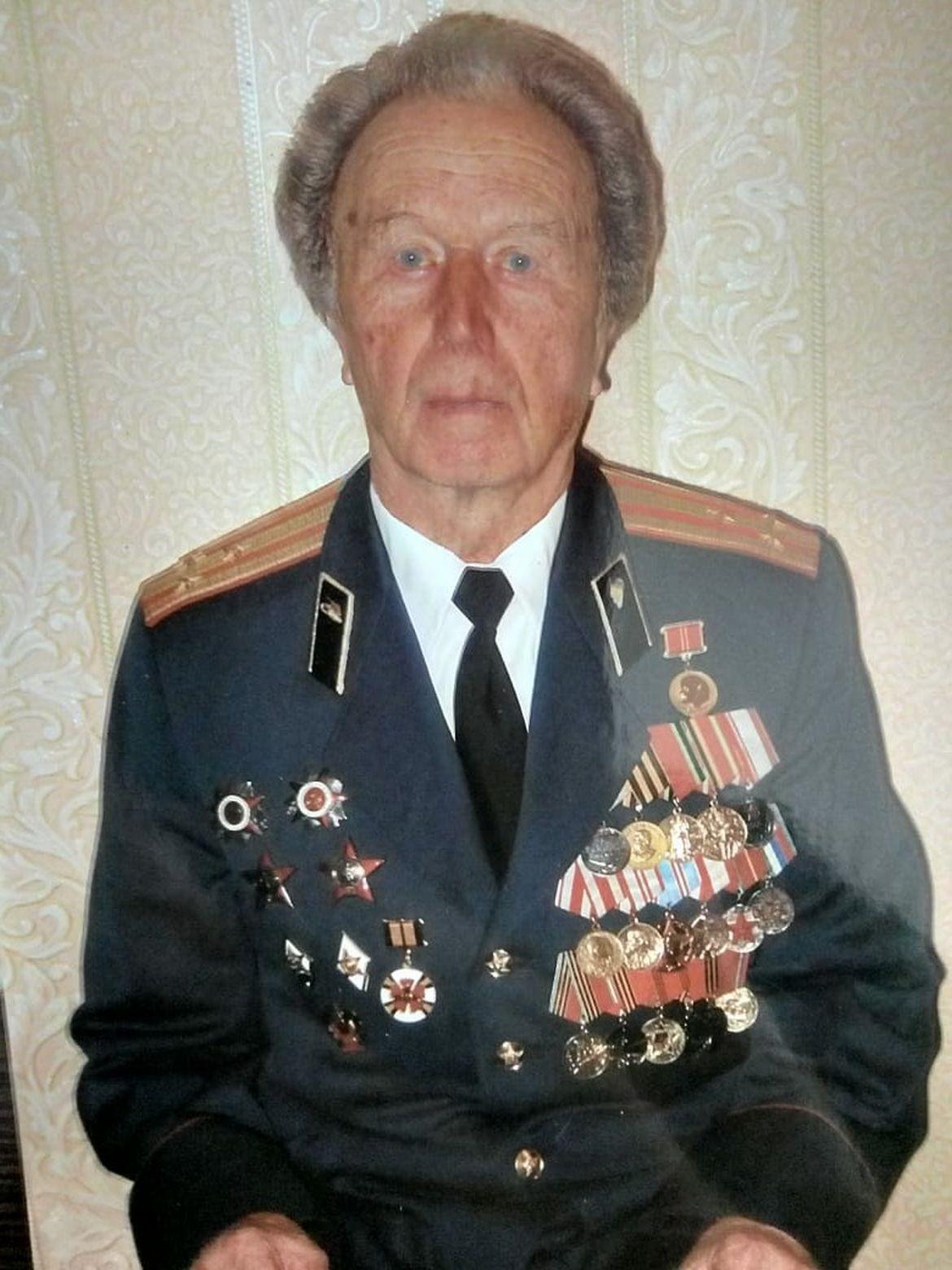 Приходько Иван Евсеевич фото