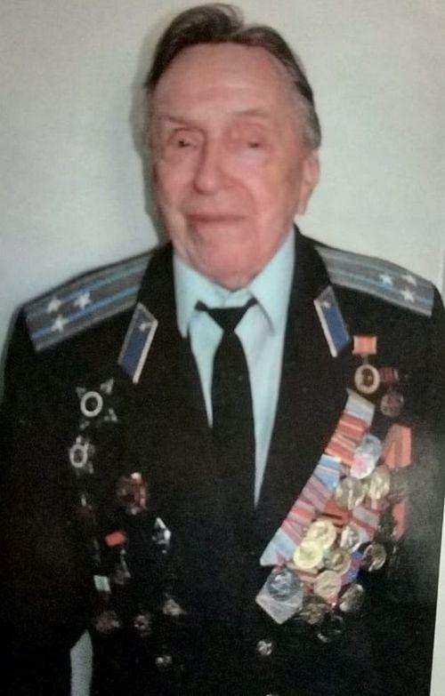 Игнатьев Юрий Кириллович фото