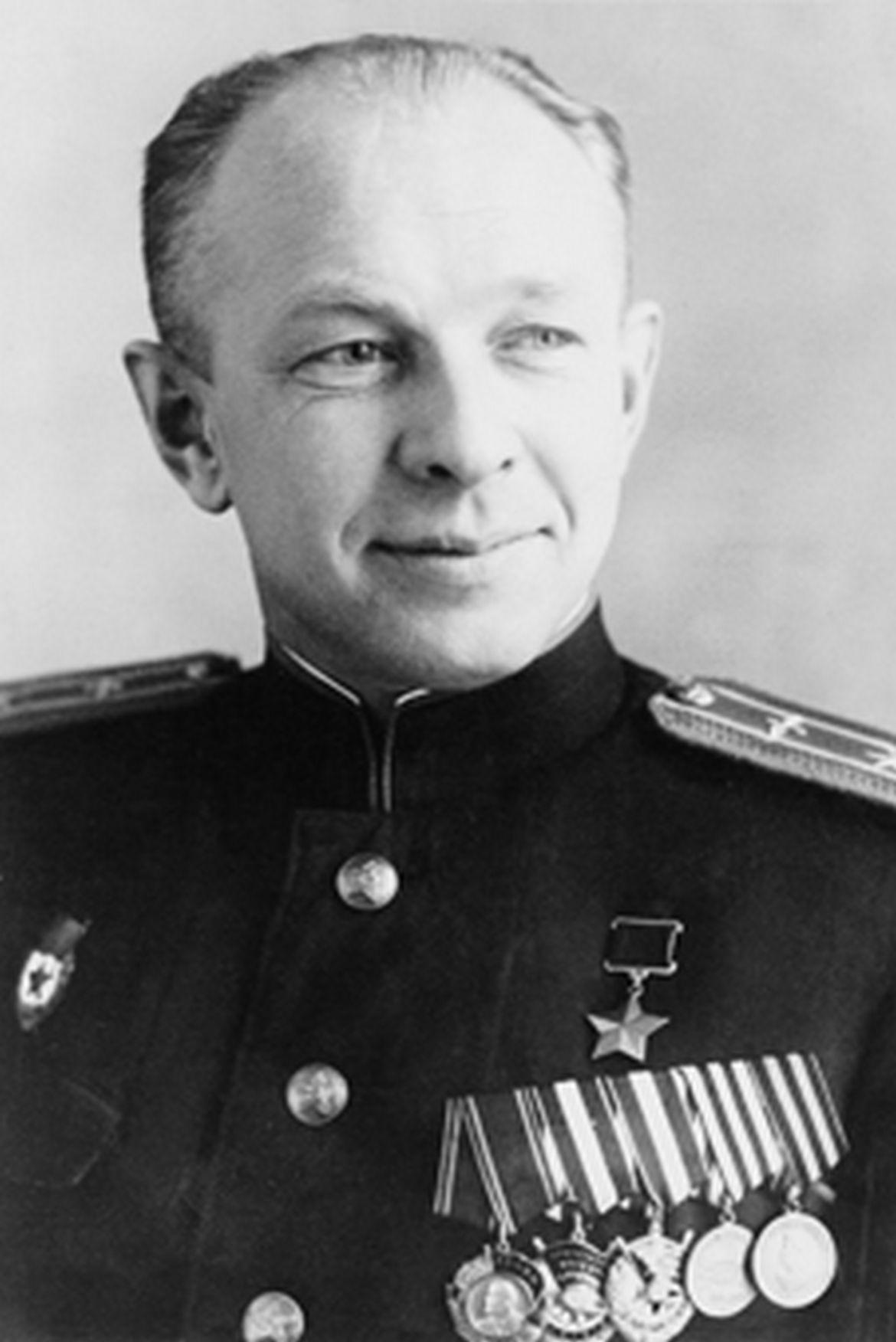Фёдоров  Александр Яковлевич фото