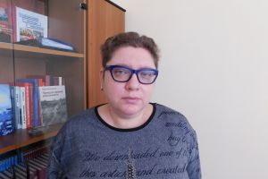 Дмитракова Вера Сергеевна -заведующая общественной приемной